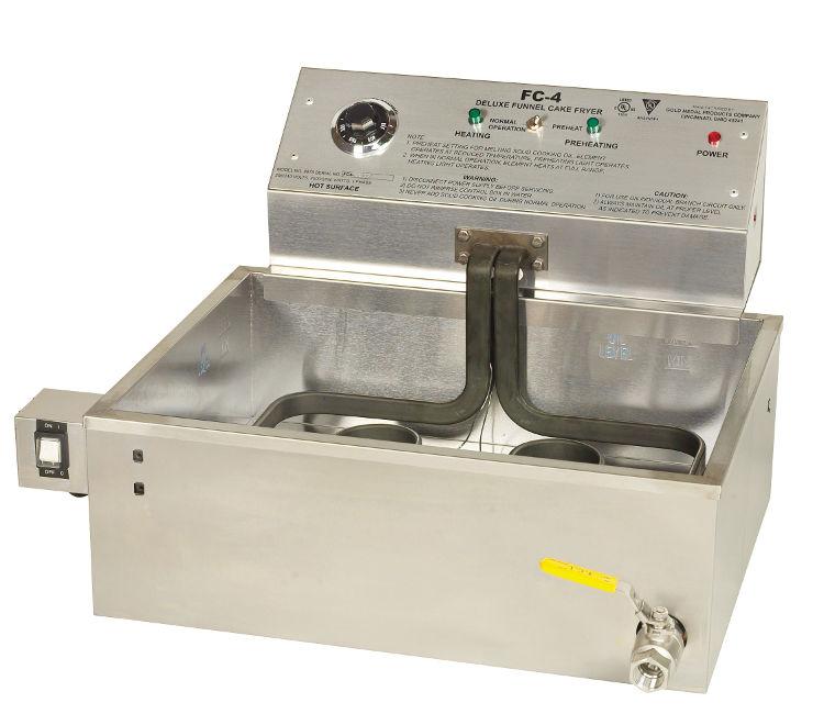 funnel cake machine