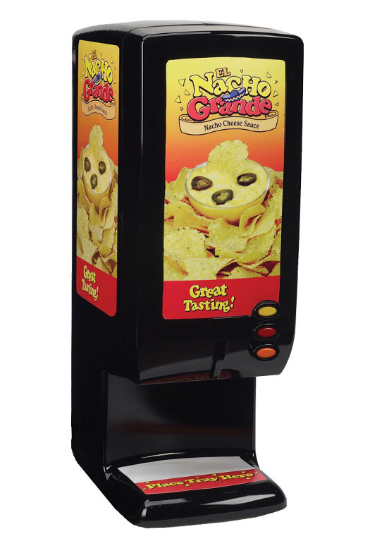 Nacho Machine Rentals El Nacho Grande Cheese Commercial