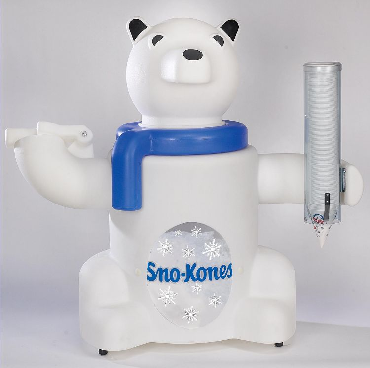 snow king snow cone machine