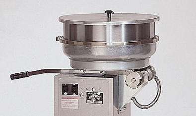 pralinator frosted nut machine