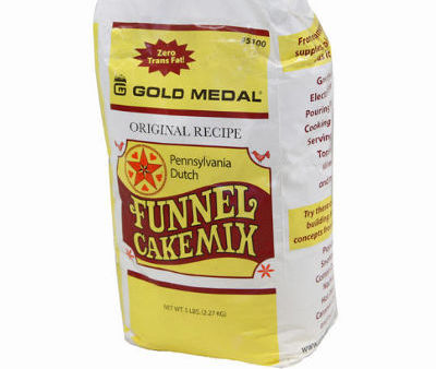 Funnel Cake Mix bag